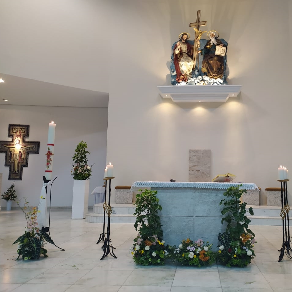 Vigília Pascal Cristo Ressuscitou